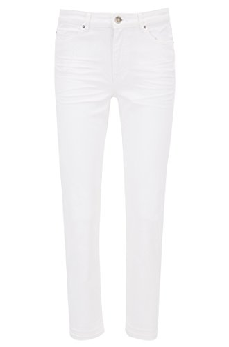 BOSS Jeans Indiana für Damen in Weiß, 27 (Weiße Jeans, Hugo Boss)