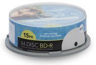MILLENNIATA BD-R M-DISC 15er printable Cakebox 25GB/1-4x Storage 1.000 year