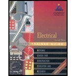 Electrical Level 1 Trainee Guide 2002 Revised, Perfect Bound