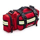 ELITE BAGS HIPSTER Marsupio pronto soccorso (Rosso)