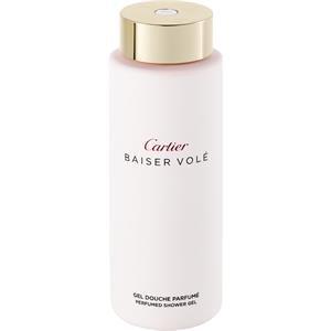 Ein Parfümiertes Duschgel (Cartier Baiser Volé, Parfümiertes Duschgel, 1er Pack (1 x 200 ml))