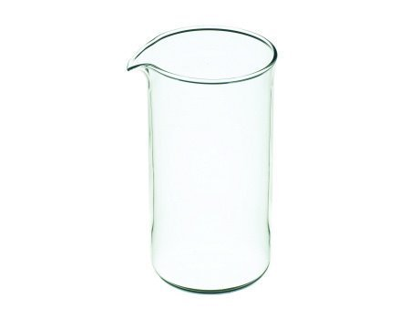 [DEFAULT] Coffee Plunger Replacement Pyrex Glass Jug - 3 Cup