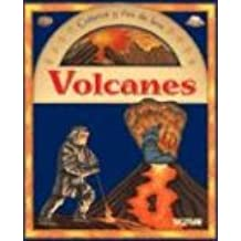 Volcanes/ Volcanoes: Crateres y rios de lava / Craters and Lava Rivers (Apuntes / Notations)