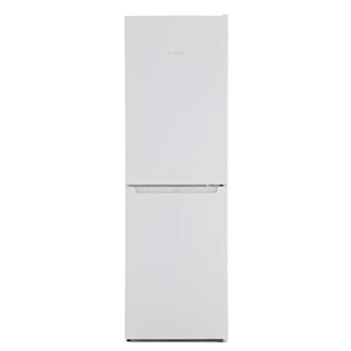 21D5p6k8 WL. SS500  - Bosch KGN34NW3AG Serie 2 Freestanding Fridge Freezer, No Frost, 297L capacity, 60cm wide, White