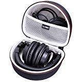LTGEM Stockage Carrying Voyage sac pour Audio-Technica ATH-M50X M50 M70X M40X M30X M20X M50X MG Casques Professional Studio Monitor Headphones