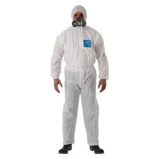 Ansell Healthcare Europe N.V Riverside Business Schutzoverall MICROGARD 1500 PLUS Gr. S weiß Kat. III 1 St. Ansell