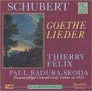 Goethe Lieder [Import anglais]