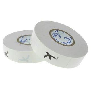 Premier Sock Tape Twin Pack Weiß -