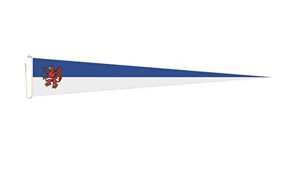 U24 Aufn/äher Danzig mit gro/ßem Wappen Fahne Flagge Aufb/ügler Patch 9 x 6 cm