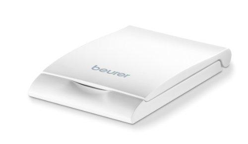 Beurer BS05 Espejo Compacto de Bolso, Blanco