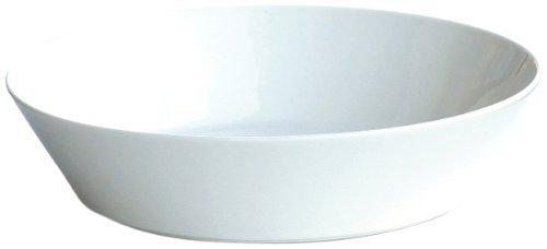 Iittala Schale, Porzellan, Weiß, Höhe: 7,2 cm Durchmesser: 31 cm -