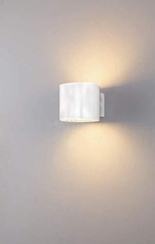 GYBYB Wandleuchte LED DRUM WALL W/Modern für Zuhause @ 0-5W_WarmWhite