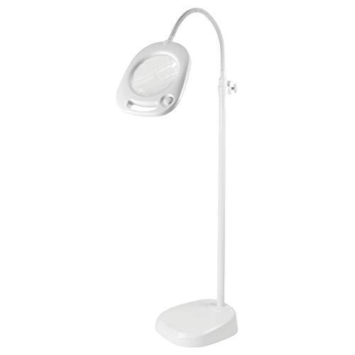 3 in 1 Lupenleuchte LED - Tageslicht Lupenlampe für Hobby und Beruf. Endlich können Sie auch kleine Details erkennen! -