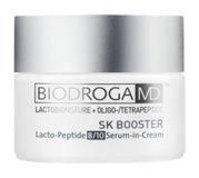 Booster de biod Ticonderoga MD SK lacto de peptides 8/10 Sérum en crème 50 ml Favorise l'élasticité & densité de la peau