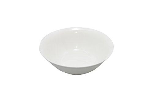Buttercup China Bluetooth Fine Bone Müslischale, weiß Fine China Sugar Bowl