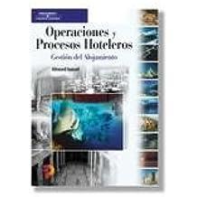 Operaciones y Procesos Hoteleros Gestion del Alojamiento / Hotel Sales & Operations