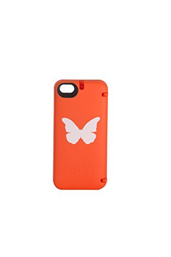 eyn-products-iphone-carrying-case-for-5-and-5s-orange-butterfly
