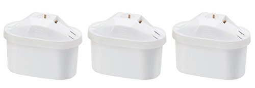 AmazonBasics Wasserfilterkartuschen – 3er Pack