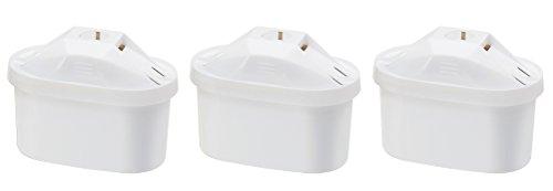 AmazonBasics Cartouche pour carafe filtrante - Lot de...