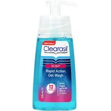 clearasil-ultra-pack-of-2-rapid-action-gel-wash-12-hours-150ml