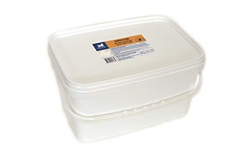 Base Jabón glicerina transparente - 6 kg sin SLS