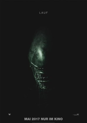 ALIEN-COVENANT-German-Imported-Movie-Wall-Poster-Print-30CM-X-43CM-Brand-New