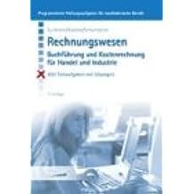 Rechnungswesen, Buchführung und Kostenrechnung für Handel und Industrie, EURO (Livre en allemand)
