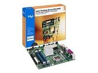 Intel BOXD915PSY 915P LGA775 800FSB 4DDR Audio Lan SATA uATX 2PCI + PCI Retail Motherboard