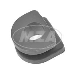 Preisvergleich Produktbild KOWALIT Verschlußstopfen mit Bohrung,  Gummi,  grau - Simson S51,  KR51 / 2 Schwalbe,  SR50,  S53,  S70,  S83,  SR80