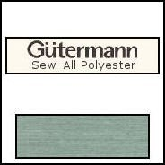 Gutermann Sew-All Polyester All Purpose Thread, 100m/109 yd, Lima Bean by Gutermann (Purpose All Polyester Thread)