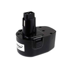 Akku für Black & Decker Typ FIRESTORM A9262 2000mAh, 14,4V, NiCd