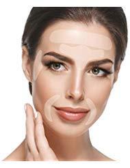 Facial Patches Anti Aging - 240 Gesichts Antifaltenpflaster: Stirn Falten Pads, Augenfältchen Streifen, Falten um Mund & Oberlippenfaltenbehandlung - Wiederverwendbare Falten Entferner Pflaster -