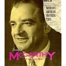 Notorious Americans - Joseph McCarthy by Victoria Sherrow (1998-07-13)