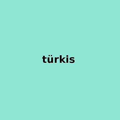 DUKAL, Bezug für Wickelauflage 75x85 cm, in 40 versch. Farben, Doppel-Jersey (100% Baumwolle), türkis -