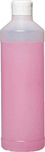 Flüssigseife rosa parfümiert, Rundflasche, 20x500ml (Flüssige Seife Nachfüllen)