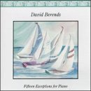 Berends : Fifteen Exceptions for Piano