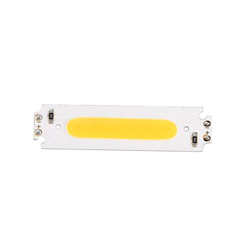 COB Light Bar, 12V 2W LED Lichtleiste 60x15mm COB LED-Modul acht Farben Optional Licht COB Light Bar DIY Light Kit