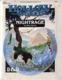 Nightrage (D&D/Hollow World Module HWA2) by TSR Inc (1991-01-01)