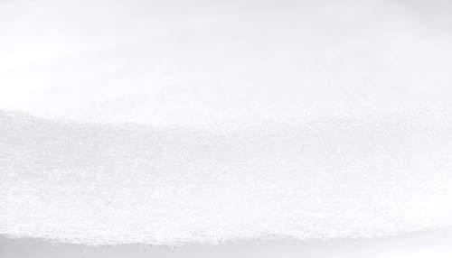 Filterrolle G4 1 m breit x 10 m Länge . ca. 18 - 20 mm (je nach Charge) ca. 220g/m² Filtervlies Vlies Filter Selber Zuschneiden Vorfilter Zuluftfilter Abluftfilter Staubschutz Luftfilter Klima Lüftungsanlagen WRG Raumluft Zuluft Abluft Wärmerückgewinnung Belüftung Staub -