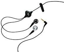 Blackberry Stereo Headset 3.5 mm