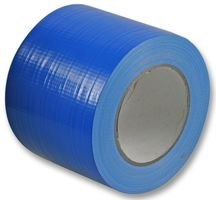 WATERPROOF CLOTH GAFFER TAPE BLUE 100MM 3140BLUE By PRO POWER