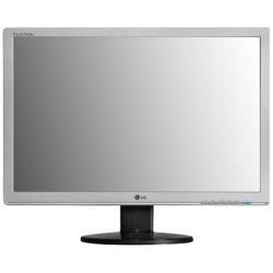 LG W2242PE-SS 55,9 cm (22 Zoll) Widescreen TFT Monitor (DVI,VGA, 5ms Reaktionszeit) Silber -