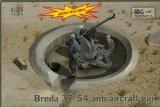 IBG MODELS Breda 37/54 Mod.39 Italian 37mm Gun