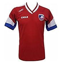 Arza Sports Chile fútbol Camiseta de los Hombres Copa América 2016 Diseño Exclusivo