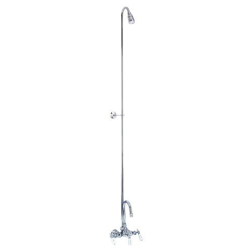 barclay-4013-pl-cp-barclay-gooseneck-tub-filler-with-diverter-and-plastic-shower-head-for-cast-iron-