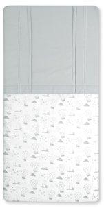 Bimbi L 'Etoile–Steppdecke, 60x 122cm (Rabatt-bettwäsche-bettdecken)