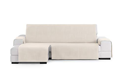 Eysa Levante Funda, Algodón, Beige, 290cm. Válido para sofá de 300-350cm