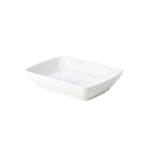 Nextday Catering Equipment Supplies nev-351613 Royal plato Rectangular, 13 cm x 9,5 cm (Pack de...