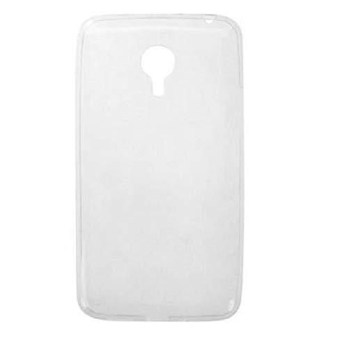 THEBIGSTOCK Handyschutz Hülle für Mx4 Pro Meizu Cover Case Silikon Clear Etui Transparent