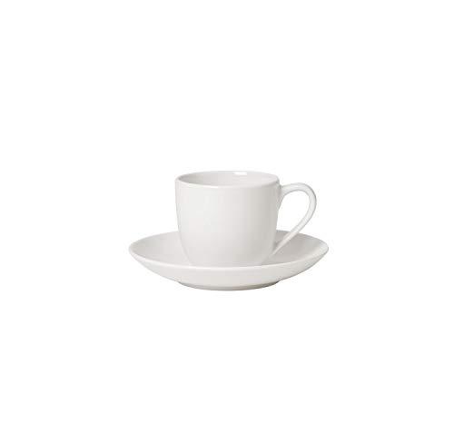 Villeroy & Boch For Me Espresso-Set für 2 Personen, Premium Porzellan